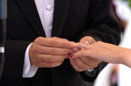 """دراسة تكشف فارق العمر """"المثالي"""" بين الزوجين"""