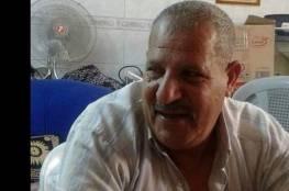 """وفاة مواطن من مخيم العروب على حاجز """"300"""" العسكري شمال بيت لحم"""