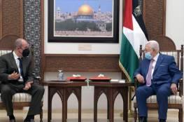 """صحيفة: السلطة الفلسطينية تقدم لهادي عمرو قائمة من 30 بنداً لـ""""إجراءات بناء الثقة"""""""