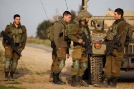 جيش الإحتلال يتعامل مع عبوات متفجرة على حدود غزة