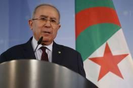 وزير الخارجية الجزائري يهاجم المغرب: وصل إلى الاستنجاد والاستقواء بإسرائيل