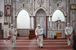 الأوقاف حريصة على اقامة الصلاة بالمساجد في رمضان وتنشر أرقام العلماء للمسائل الفقهية