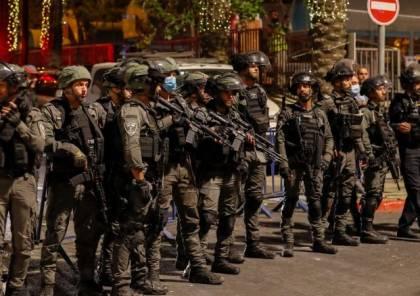إصابة 20 مواطنا برصاص الاحتلال وقنابل الصوت والاختناق واعتقال آخر في القدس