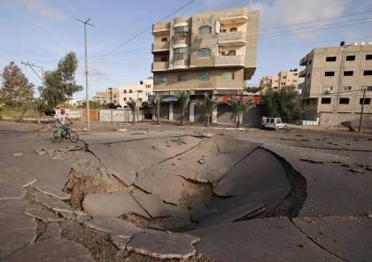 210 ملايين دولار خسائر غزة جراء العدوان الإسرائيلي