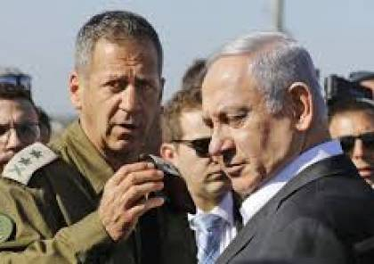 """مسؤولون أمنيون: انعدام ثقة """"متطرف"""" بين نتنياهو وكوخافي"""