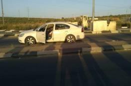 شهيد وإصابة برصاص الاحتلال على حاجز زعترا جنوب نابلس