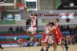 تفاصيل نهائي دوري السلة في غزة