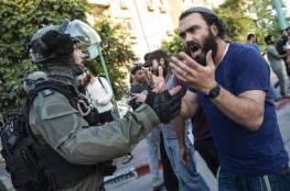 """وزير الامن الداخلي الاسرائيلي: دعوة مسلحين يهود للقدوم إلى اللد """"شرعية"""""""