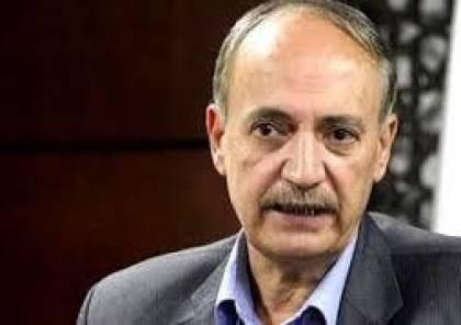 أبو يوسف: الانتخابات العامة تشكل مدخلا لترتيب الوضع الداخلي الفلسطيني وإنهاء الانقسام