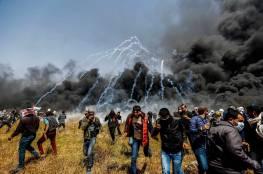 حماس توجه رسالة تحذير للاحتلال حول المتظاهرين بمسيرات العودة..
