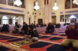 الأوقاف بغزة توضح بشأن استمرار إقامة الجمع والجماعات في المساجد بالقطاع