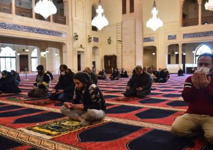 الاوقاف تعلن عن إجراءات إعادة فتح المساجد اعتبارا من فجر يوم غد الثلاثاء