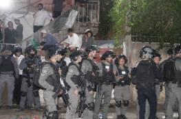 مئات المستوطنين يقتحمون مقاما بالشيخ جراح في القدس