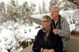وفاة زوجة الرئيس الإسرائيلي ريفلين إثر المرض