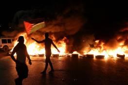 إصابات بالاختناق بينهم رضيعة خلال اقتحام قوات الاحتلال لبلدة يعبد