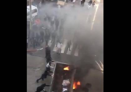 احتجاجات في يافا بسبب سياسات الشرطة الإسرائيلية
