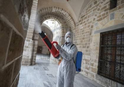 الأوقاف بالضفة: استمرار إغلاق المساجد لصلاة الجماعة في المحافظات المصابة