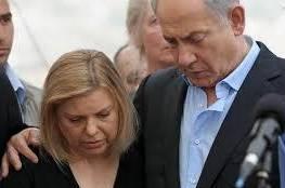 قناة عبرية تكشف: نتنياهو وزوجته نقلا لمكان آمن السبت الماضي بعد قرب المحتجين من منزله