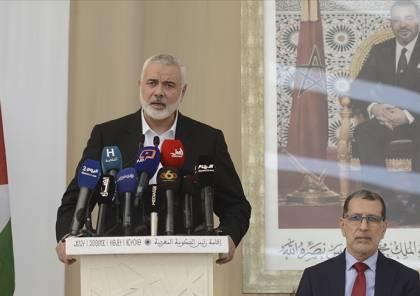 هنية يهنئ الرئيس الإيراني إبراهيم رئيسي بانتخابه رئيسا للبلاد