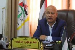 ابو هولي: لم يسجل لمنظمة التحرير انها ارتبطت بمصالح اقليمية