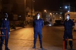 داخلية غزة: إيقاف شخصَيْن مصابيْن بفيروس كورونا خرقوا الحجر المنزلي