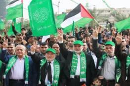 غزة: مسيرات جماهيرية حاشدة لحماس رفضا للاساءة للرسول