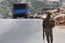 الجيش اللبنانيّ يعلن اعتقال 4 من مطلقي المقذوفات على إسرائيل