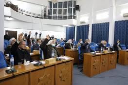 غزة: المجلس التشريعي يقر قانون التصديقات بالقراءة الأولى
