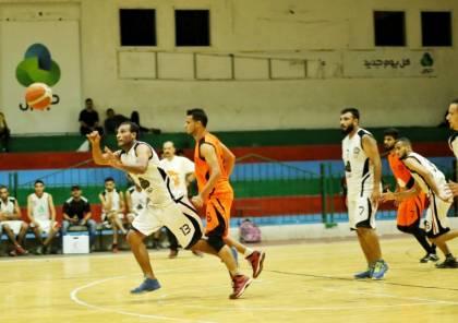 جدول مباريات دور الـ8 من دوري جوال لكرة السلة