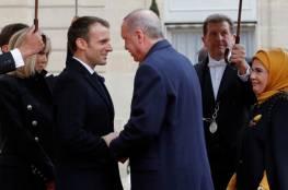 """""""يا عزيزي طيب!"""".. تركيا تكشف عن رسالة من ماكرون إلى أردوغان"""