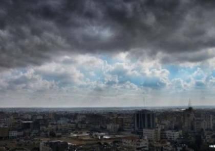 طقس فلسطين: حالة من عدم الاستقرار الجوي وأمطار متفرقة