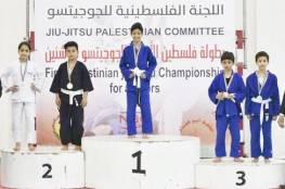 اختتام بطولة فلسطين الأولى في لعبة الجيوجيتسو للناشئين