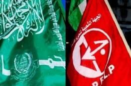 حماس والشعبية تدعوان لمشاركة واسعة في تحركات إسقاط مخطط الضم