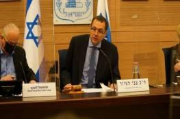 إصابة عضو الكنيست الاسرائيلي تسفي هاوزر بجلطة دماغية