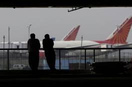 فيديو: طائرة هندية تعلق في مكان غير متوقع