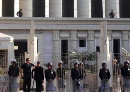 """مصر: أحكام نهائية ضد قيادات جماعة الإخوان المسلمين بقضية """"التخابر مع حماس"""""""