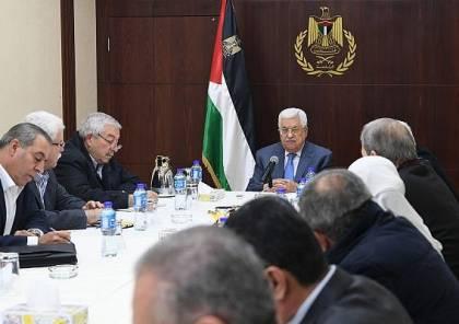 الرئاسة تعلق على تصريحات بومبيو الاخير بشأن ضم الضفة لاسرائيل!