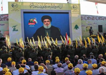"""قلق إسرائيلي من استغلال """"حزب الله"""" الأزمة اللبنانية لمصلحته"""