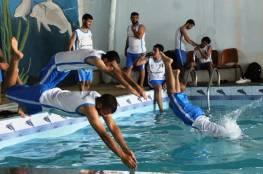 بطولة سباحة في غزة الثلاثاء المقبل