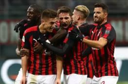 ميلان يطيح بـ نابولي ويبلغ نصف نهائي كأس إيطاليا