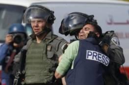 دعم الصحفيين تطالب بتدخل دولي لوقف سياسة اعتقال الصحفيين الفلسطينيين
