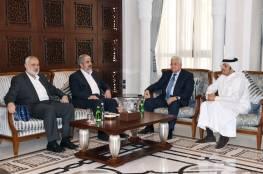 زعيم المعارضة الاسرائيلي: طرد قطر قادة حماس تطور غير مسبوق وفرصة لا مثيل لها