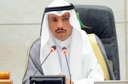 الغانم يتقدم بطلب عقد جلسة طارئة للاتحاد البرلماني العربي بشأن أحداث القدس