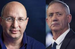 أزرق ابيض ينهار: وزير إسرائيلي ينشق عن حزب غانتس