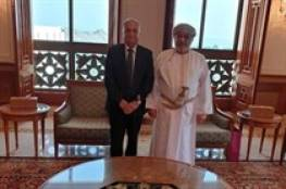 السفير جرادات يلتقي رئيس مجلس الدولة العُماني