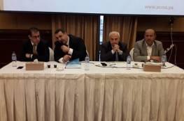 هئية سوق رأس المال تناقش مع رجا ل الاعمال مشاكل التأمينات بغزة