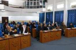 التشريعي بغزة يقر الخطة المالية للدوائر الحكومية لعام 2020