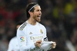 ريال مدريد يحدد الموعد النهائي لعودة راموس من الإصابة