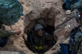 شاهد.. الاحتلال يزعم: الكشف عن نفق يمتد من خان يونس إلى مناطق الـ48