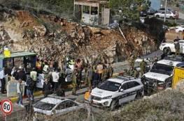تقييم إسرائيلي: إطلاق النار قرب رام الله كان هدفه سيارات للمستوطنين